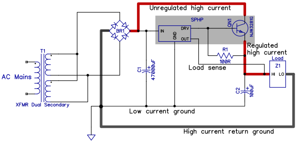 SPHP wiring diagram