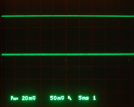 SPJ78 100mA current step response