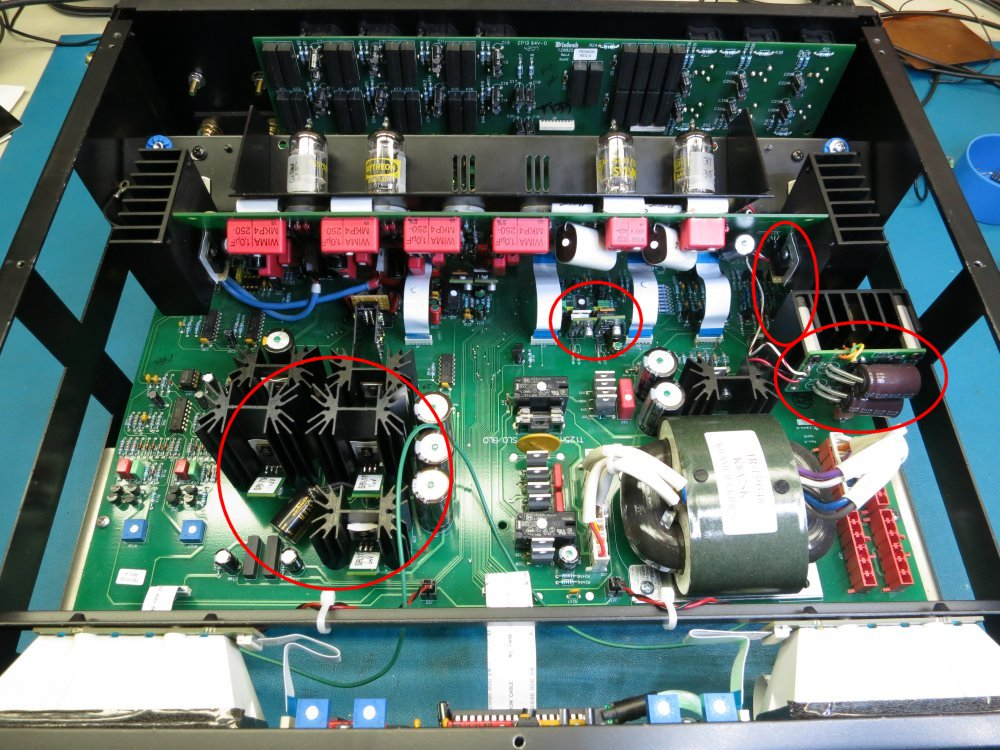 Fully Superpowered McIntosh C2300